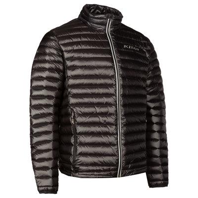 KLIM Maverick Down Jacket - Stealth Black