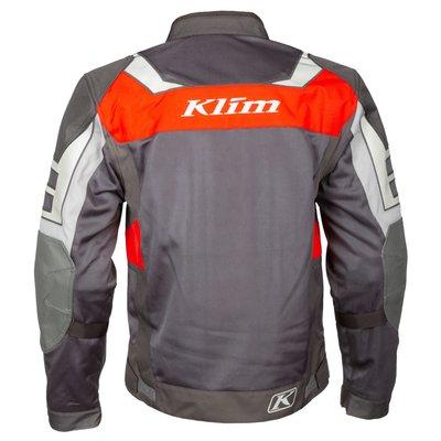 KLIM Induction Pro Motorjas - Asphalt - Redrock