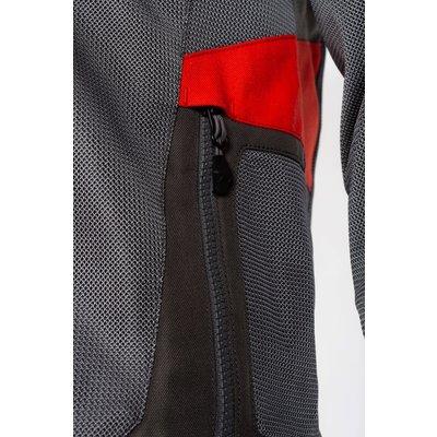 KLIM Induction Pro Motorcycle Jacket - Asphalt - Redrock