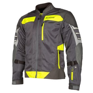 KLIM Induction Pro Jacket - Asphalt - High-Vis