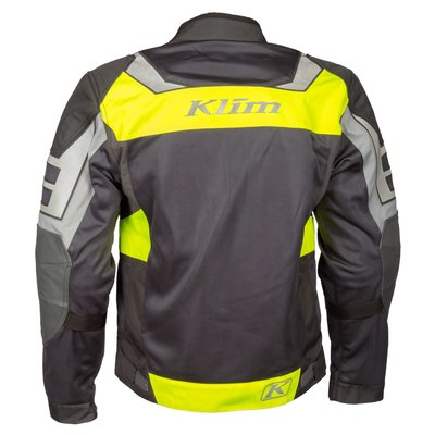 KLIM Induction Pro Motorjas - Asphalt - High-Vis