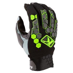 KLIM Dakar Glove - Electrik Gecko