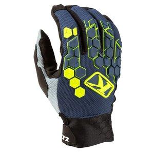 KLIM Dakar Glove - Vivid Blue