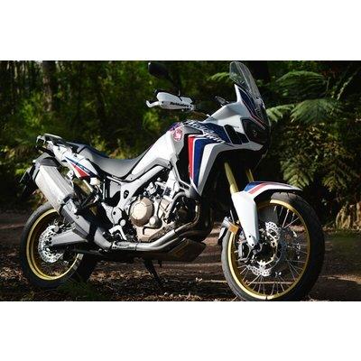 Barkbusters Honda CRF 1000 Africa Twin -  Twee Punts Bevestigingskit