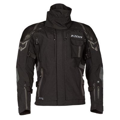 KLIM 2021 Kodiak Motorcycle Jacket - Stealth Black