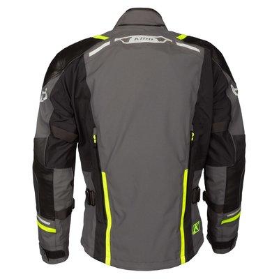 KLIM 2021 Kodiak Motorcycle Jacket - Asphalt - Hi-Vis