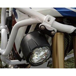 Outback Motortek CRF1100 OEM Auxiliary Light Mounting Brackets