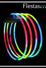 Tri-colour  necklaces - (50 uds)