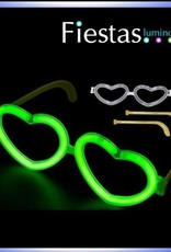 Gafas de corazon (10 uds)