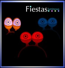 LED Funny eyes  various colours (5 uds)