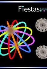 Conectores de bola para luminosos  ( 8 uds)