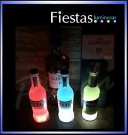 POSA VASOS/POSABOTELLAS LED ( 5 uds )