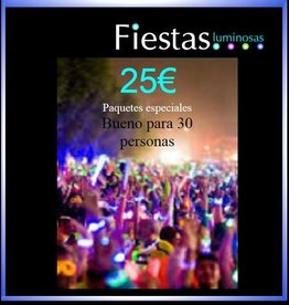 PACKS AHORRO DE FIESTASLUMINOSAS 25€
