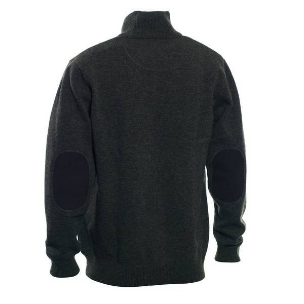 Deerhunter Hastings Knit Zip-neck