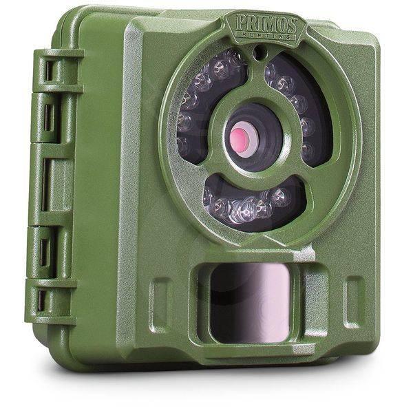 Primos 8MP bullet proof cam 2 low glow