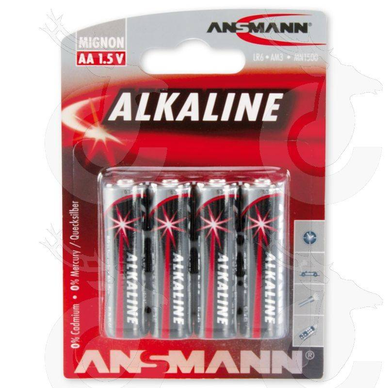 Ansmann Alkaline Mignon