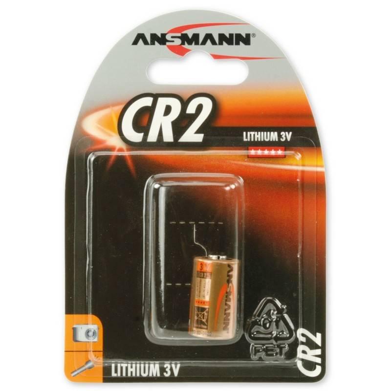 Ansmann Speciale lithium CR2