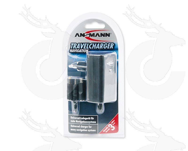 Ansmann Travelcharger Navigation