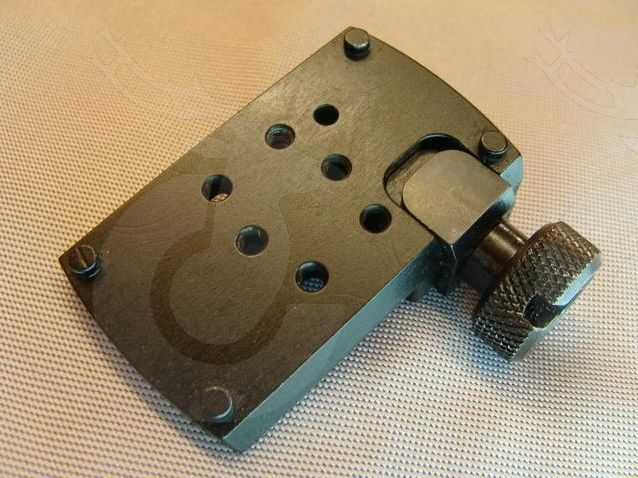 FZH Montagen Docter sight Montage SEM Vorderplatte 22m