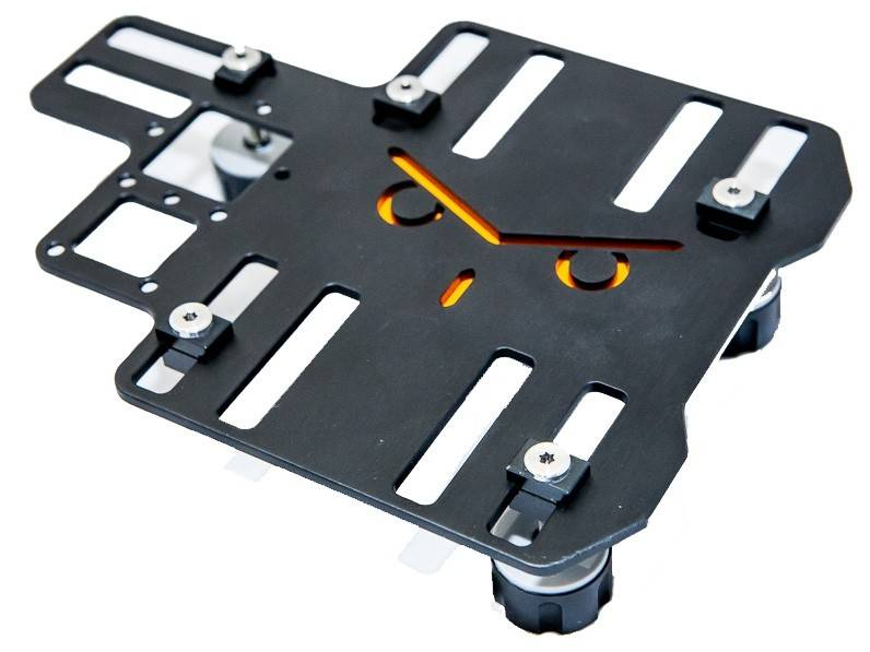 G-Line Adapter montage plaat