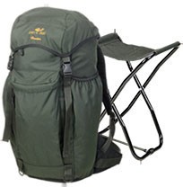 Jahti Jakt Hunter Stool Backpack