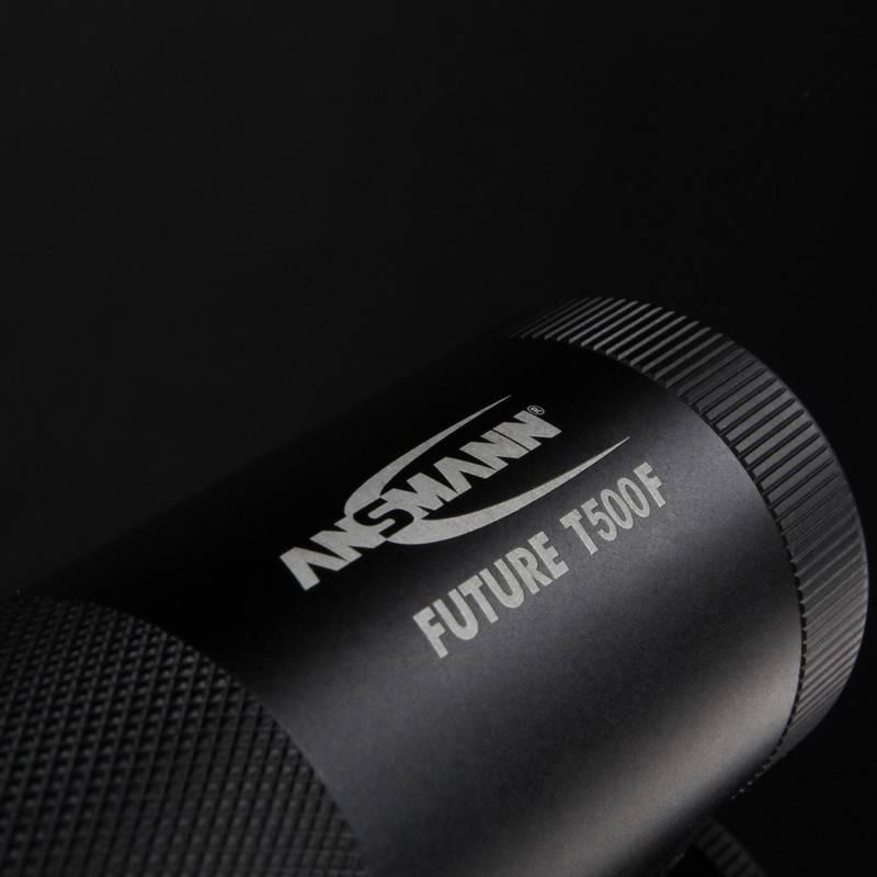 Ansmann Taschenlampe Future T500F
