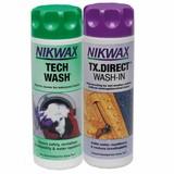 Nikwax Twin Pack Tech Wash / TX-Direct 300ml