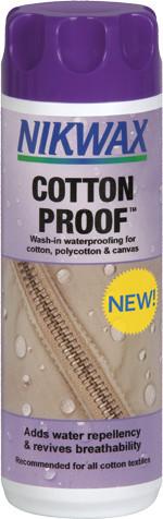 Nikwax Cotton Proof  New 300ml