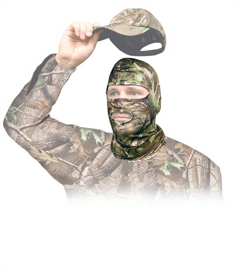 Primos Stretch-Fit gezichtsmasker