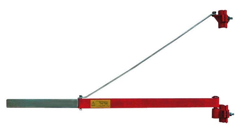Schwenkarm fur Seilhebezuge, 600kg