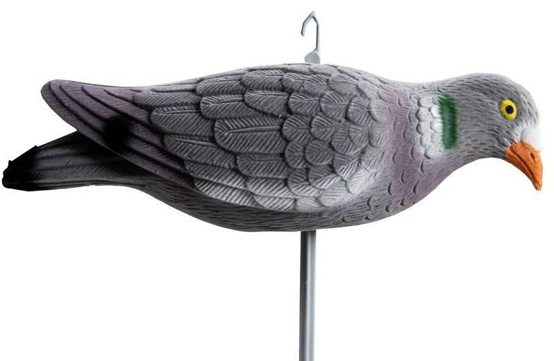 ProLoo Lokvogel feeding duif geflockt 33cm