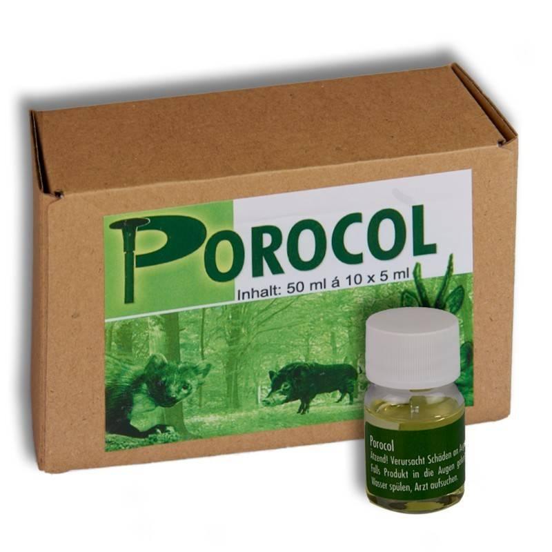 Porocol Nachfüllflaschen für Porocol