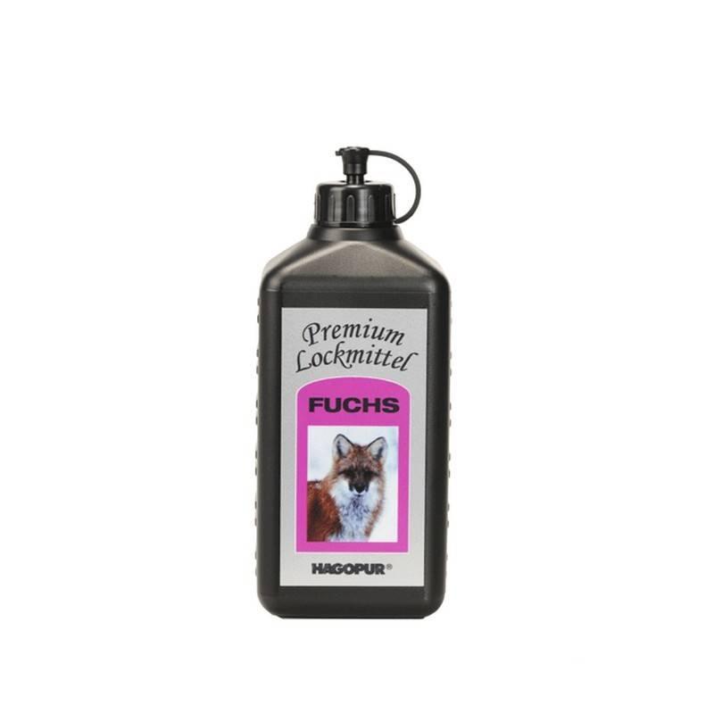 Hagopur Premium Lockmittel Fuchs 500 ml