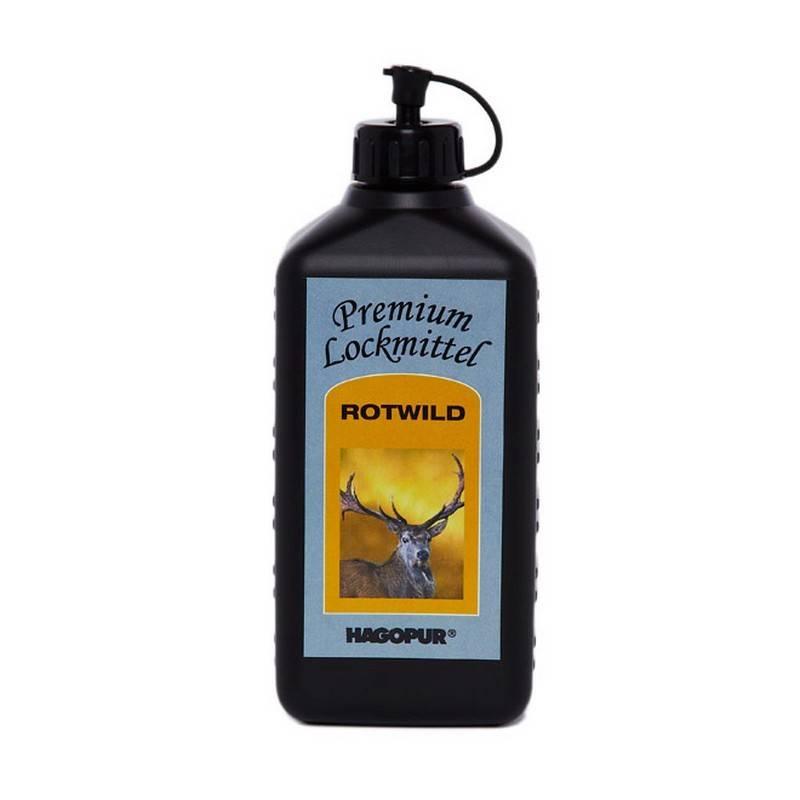 Hagopur Premium Lockmittel Rotwild 500 ml