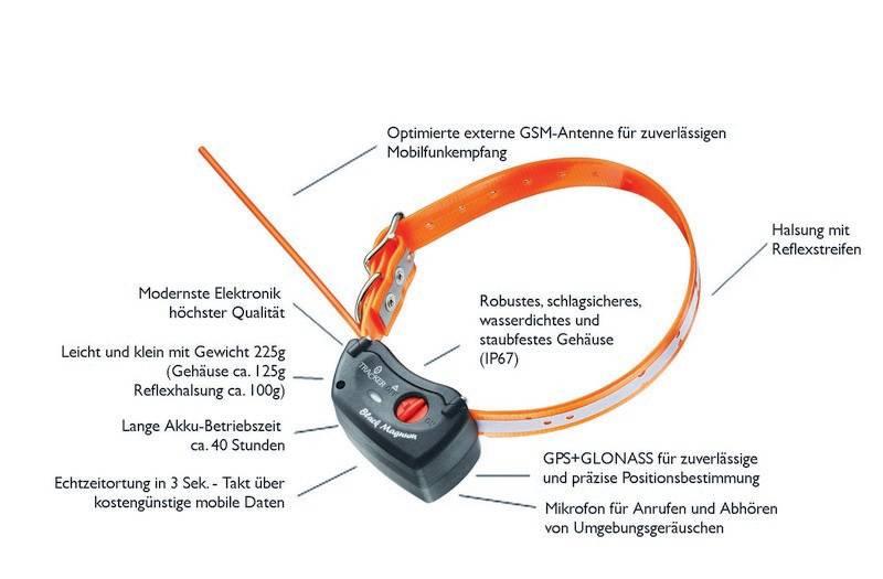 Tracker G500FI Black Magnum