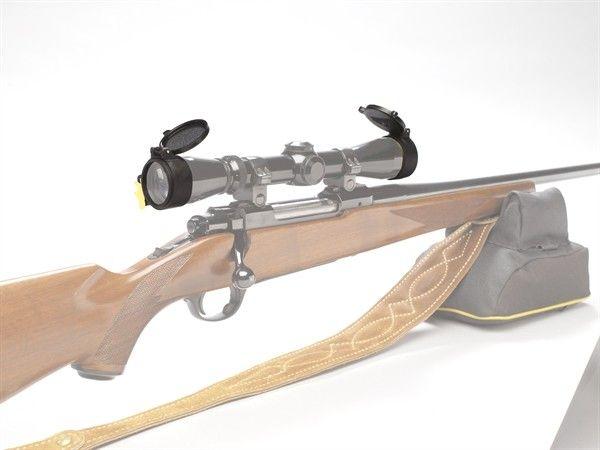 Butler Creek Flip-open scope cover, objective