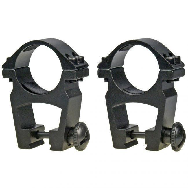 Lensolux 2-teilige Montage für Zielfernrohr auf 11 mm Prismenschiene