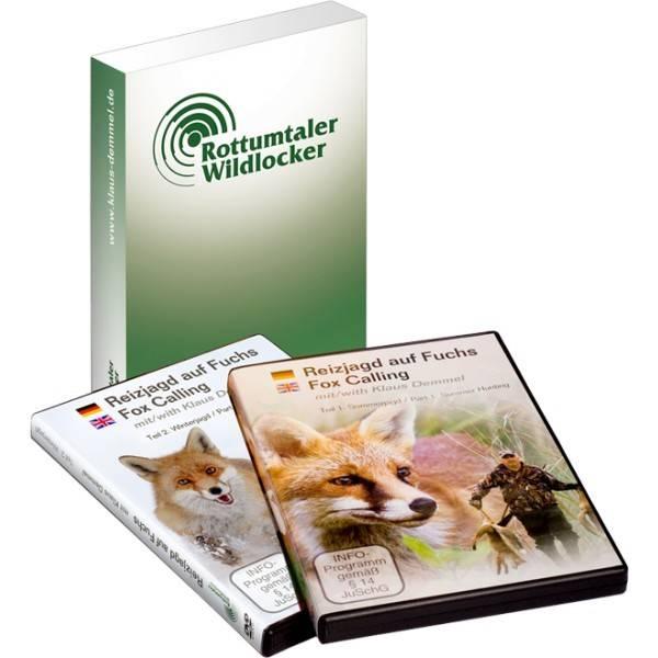 Rottumtaler DVD Box - Reizjagd auf den Fuchs