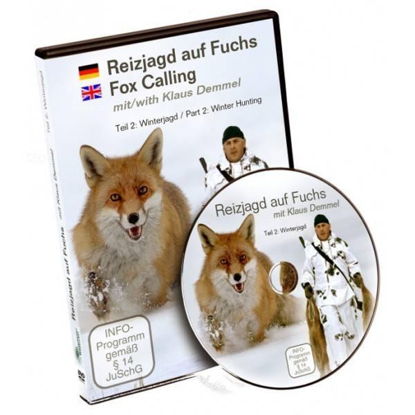 Rottumtaler DVD-Reizjagd auf den Fuchs Teil2 - Winterjagd
