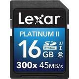 Lexar SDHC Professional UHS-I 300x 16 GB