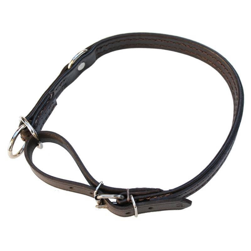 Euregiohunt Halskette - Leder Komfort 40cm
