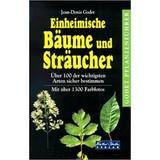 Buch Einheimische Bäume und Sträucher