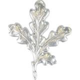 WEGU-GFT Oak leaves for boar weapons silver