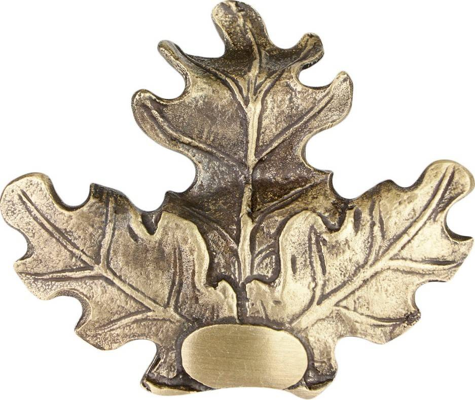 Eurohunt Eichenlaubabdeckung Bronze
