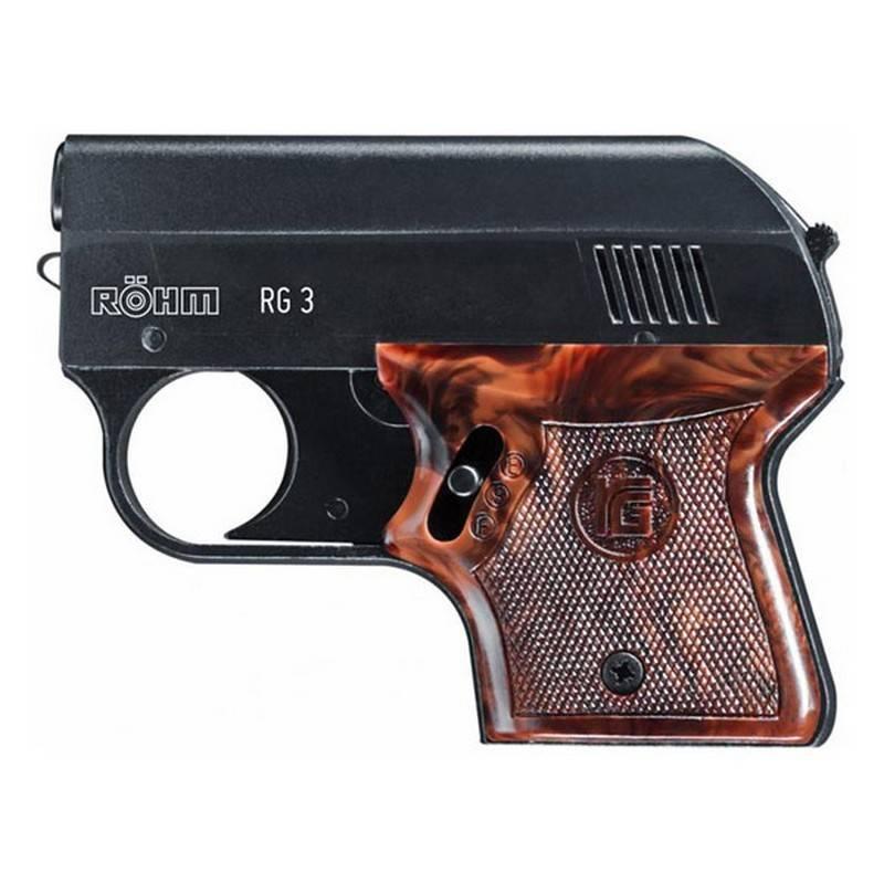 Röhm RG-3 Starter Pistol 6mm Export