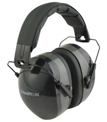 Champion Target Ear muffs passive, collasible, nrr 27db