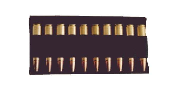 Schaft-Patronenetui für Kugelpatronen