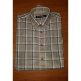 Tom Collins Shirt checkered long sleeves Size S