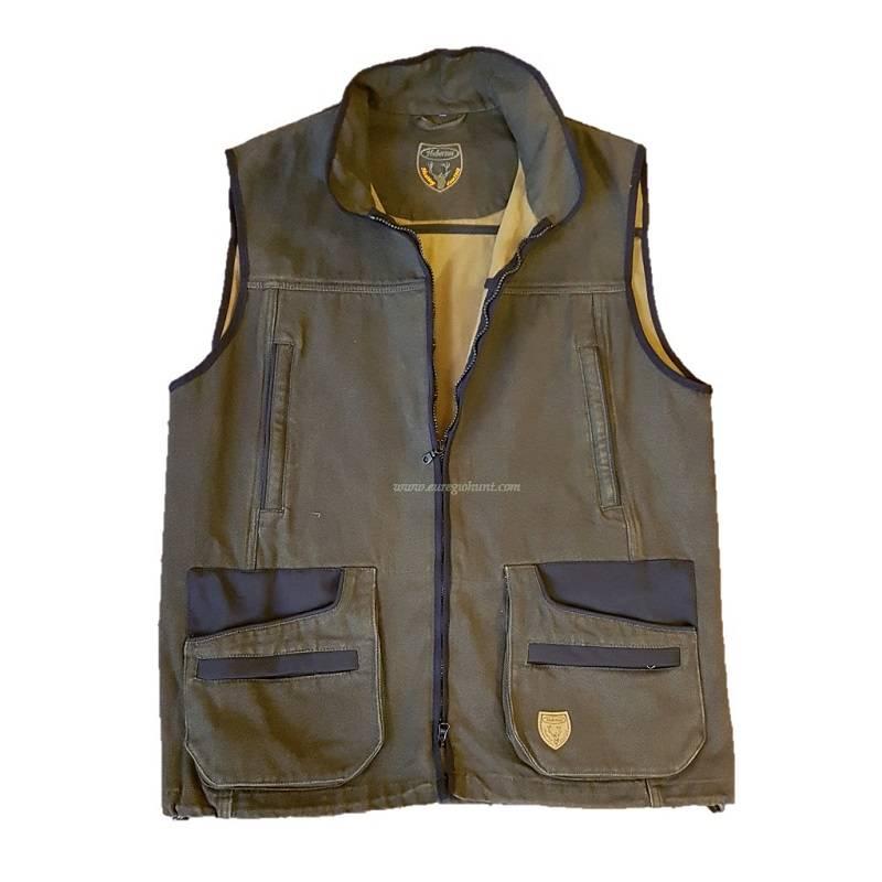 """Hubertus Vest Outdoor """"Canvas"""""""