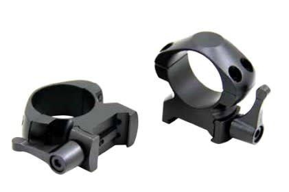 2-teilige Stahlmontage für Picatinny/Weaver Schiene